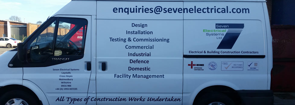 Vehicle Decals by Ideal Displays