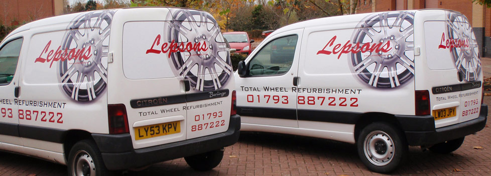 Vehicle Graphics by Ideal Displays