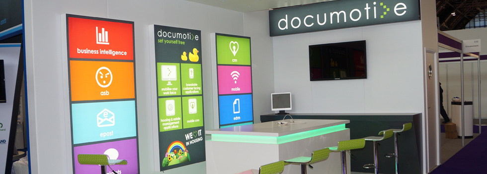 Testimonial from Documotive about Ideal Displays